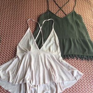 Bundle - 2 NWOT Urban Outfitters - BabyDoll Tops